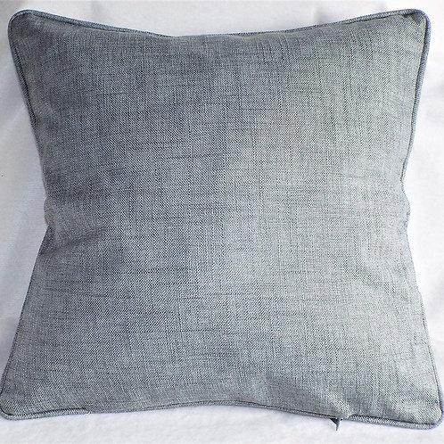 """Essence Cushion Cover - Grey - 17""""/43cm"""