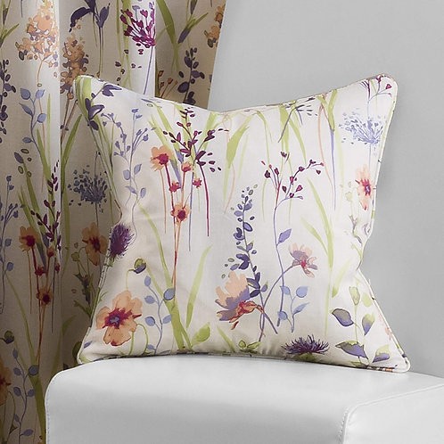 Hampshire floral cushion cover