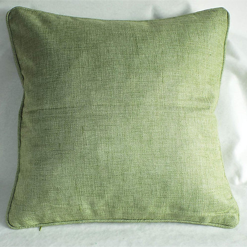 "Enhanced Living Essence Cushion Cover - Green - 17""/43cm"