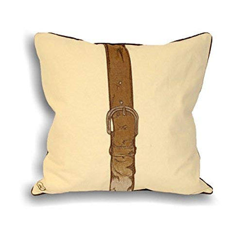 Polo Strap Cushion Cover