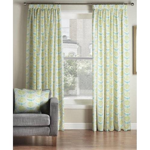 Amelie Floral Curtains