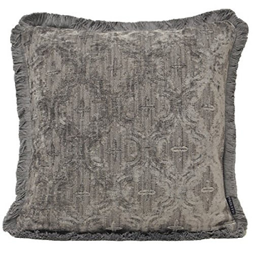 "Westminster"" Cushion Covers, Silver, 55 x 55 cm"