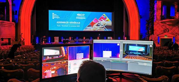 photo conference et salon studiobox