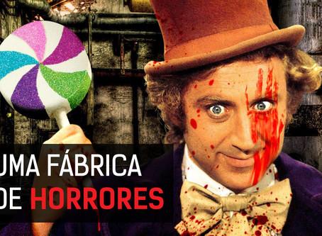 A Fábrica de Horrores!?