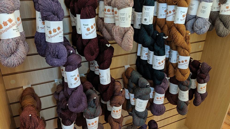 Custom Milled Yarns-Gradient