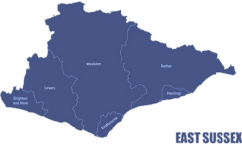 east-sussex-county-map-divided-service-s