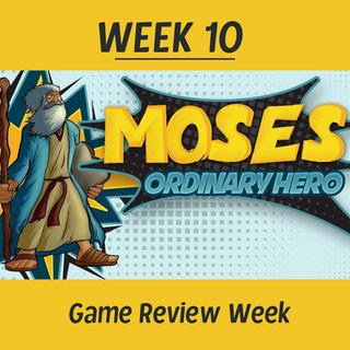 Ridge Kids Online | Moses Ordinary Hero | Week 10: Game Review Week