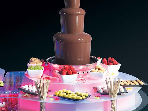 Chocolate Fountain Hire for your Promotional Events