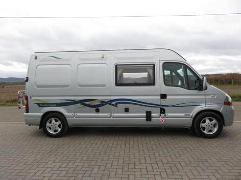 My ideal van...