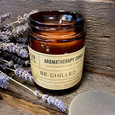 ASC-06 Aromatherapy Candle - Be Chilled.