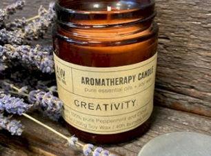 ASC-03 Aromatherapy Candle - Creativity.