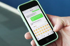 what texting tells people about us