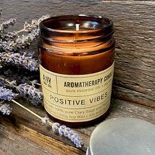 ASC-01 Aromatherapy Candle - Positive Vi