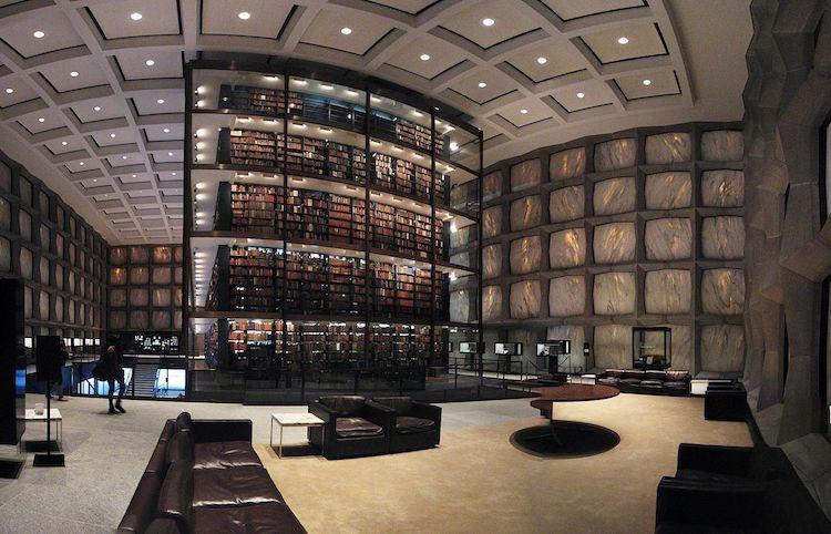 Yale Beinecke Rare Book Manuscript Library