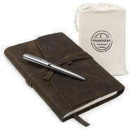 refillable leather journal gift set.jpg