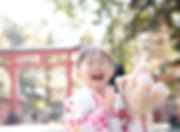 七五三, 三歳, 出張撮影, 神社, 埼玉県, さいたま市