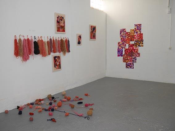 Installation Féminité 2020