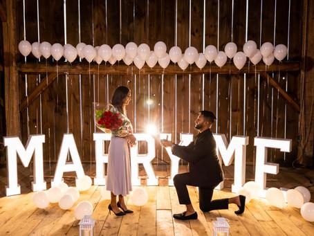 An Enchanting Barn House Proposal