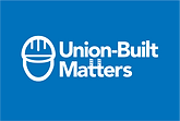 Union Built Matters Lockup for Site Logo