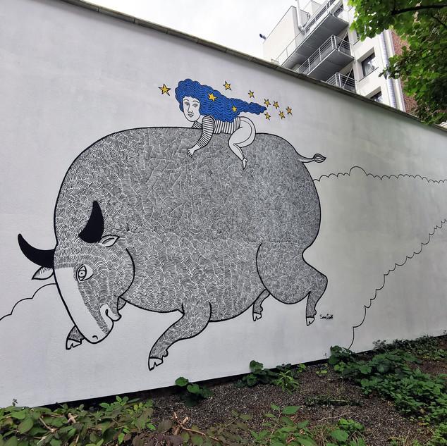 """""""Europe & Zeus"""""""