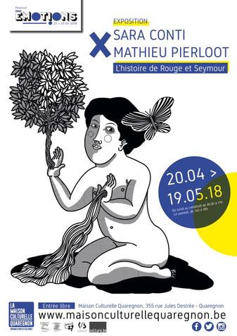 Sara Conti x Mathieu Pierloot