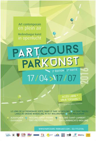 p(ART)cours / par(KUNST) - Exposition - Bruxelles(B)