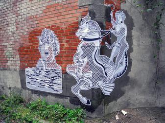 """""""ALTO MARE"""" - Charleroi(B) 2016 - Collage"""
