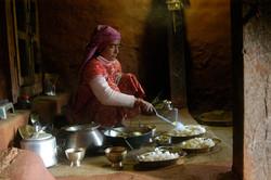 © Antoine Roulet-Nepalese cooking
