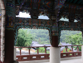 Beomeosa bouddhiste temple (Korea)