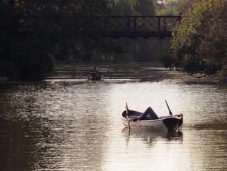 Lâcher prise au Bois de Vincennes