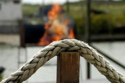 ©AR-15-La corde à l'escade