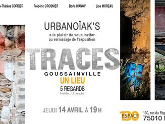 Exposition de photographies TRACES
