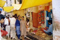 India-Varanasi-Girls in back street.jpg