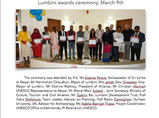 Mission de parrainage de micro-projets au Népal
