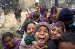 54-Gamins dans village musulman.jpg