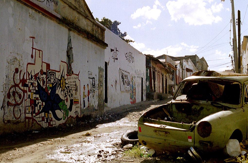 Antoine Roulet-Santo Domingo-Street.jpg