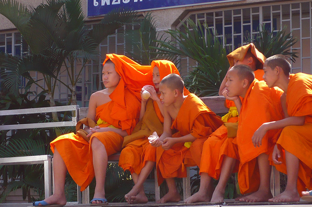 Antoine Roulet-Thailand-monks in stadium.jpg