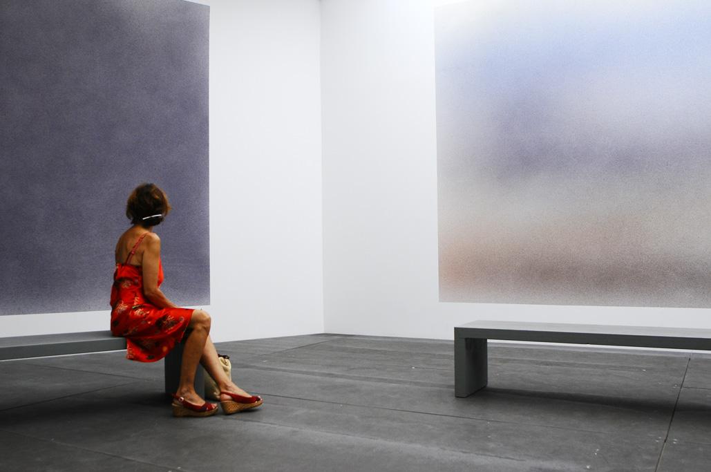 © Antoine Roulet-La robe rouge