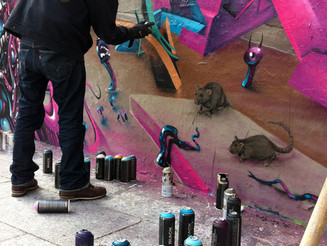 Paris Graffitis
