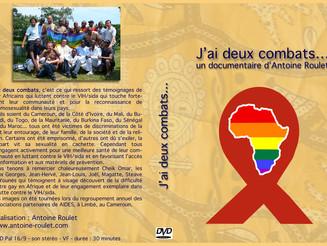 """Projection de mon documentaire """"J'ai deux combats"""""""