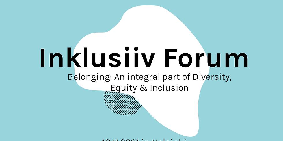 Inklusiiv Forum 2021