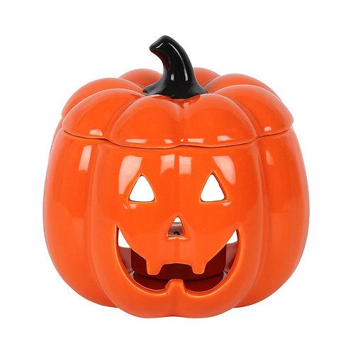 Pumpkin Halloween Jack O'Lantern Oil/Wax Burner