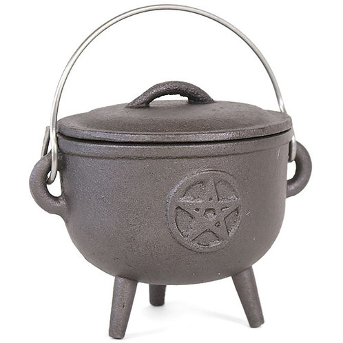 Pentagram Cauldron