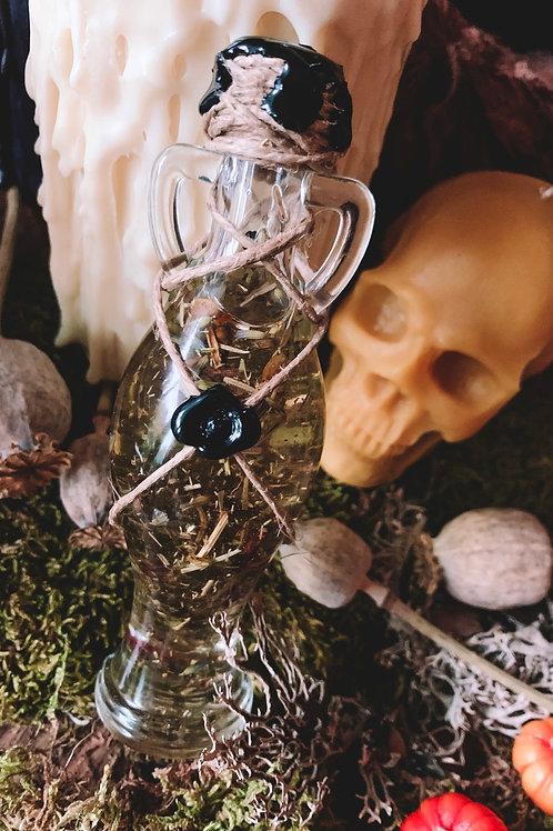 Samhain ritual oil
