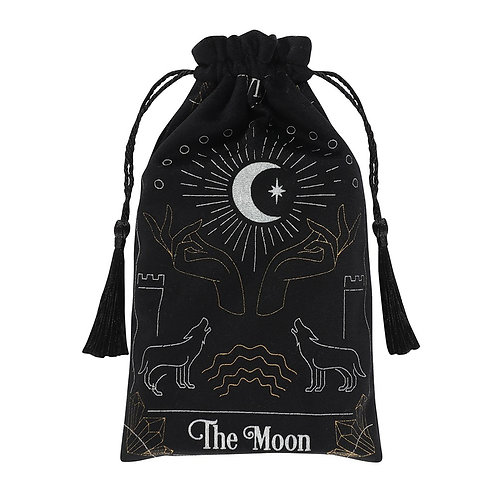 Moon Card Tarot Pouch