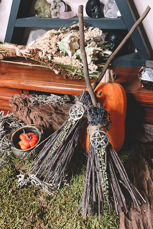 Scented Witches Brooms