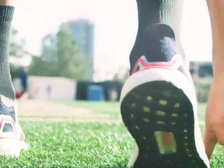 Adidas Ultraboost 19 x Runners World Magazine