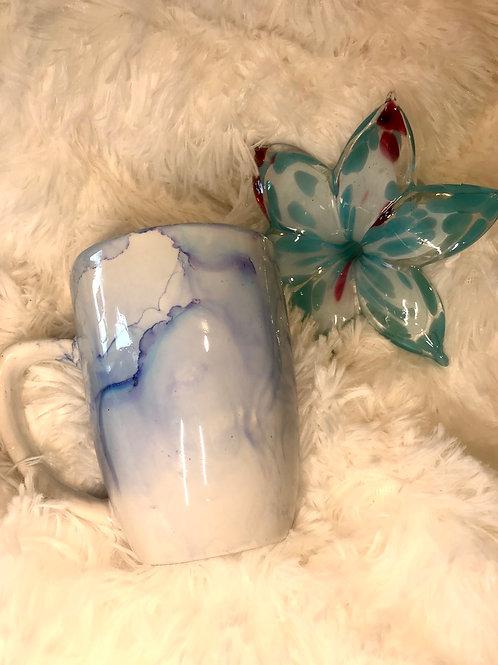 Opal custom mug