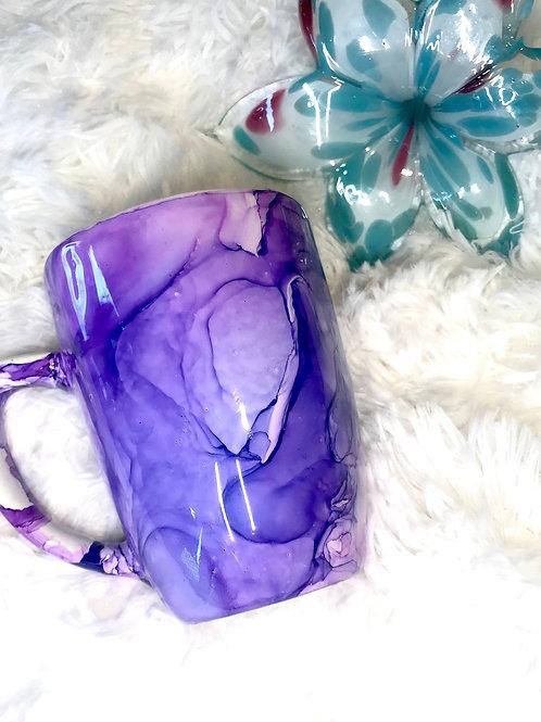 Indigo Blue mug