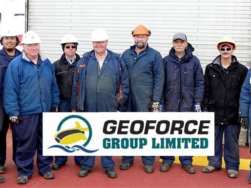 Geoforce - Fifth Arctic UNCLOS Mission